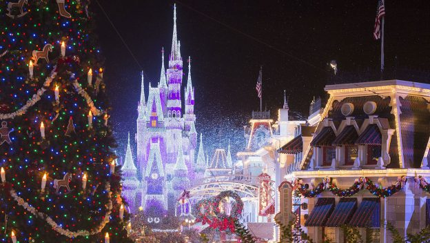 ABC and Disney Channel Bring the Magic of Disney Parks to Viewers with Three Holiday Specials Featuring Some of Today's Biggest Stars 3