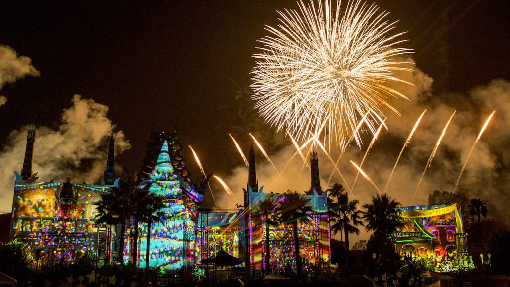 #DisneyParksLIVE: Watch 'Jingle Bell, Jingle BAM!' Live from Disney's Hollywood Studios November 14 1