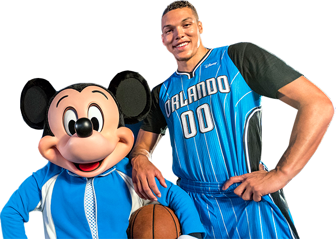 Renew your Disney Annual Pass at the Disney Ticket Center at the Amway Center – Get a Free Jersey?? What does that mean?? 1