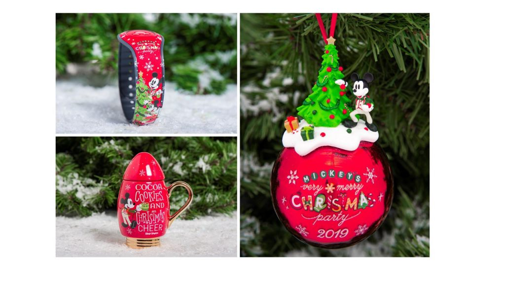 New Joyful Merchandise Available For Mickey's Very Merry Christmas Party 3