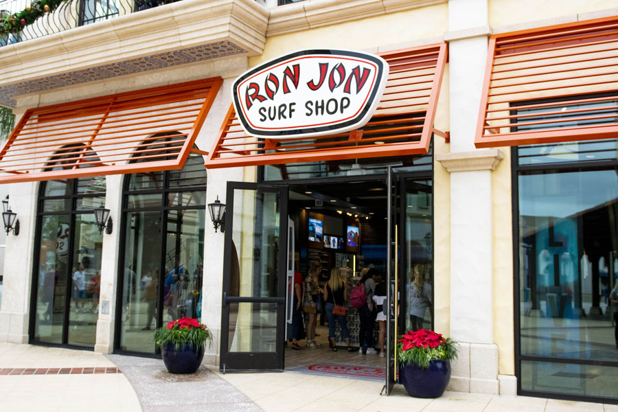 Ron Jon Surf Shop Now Open at Disney Springs 1