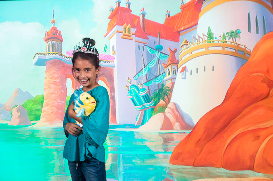 Seas the Moment with Photo Ops that Celebrate the 30th Anniversary of 'The Little Mermaid' 1