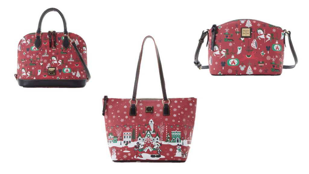New Dooney & Bourke Holiday Collection Available Now at Disney Parks 1