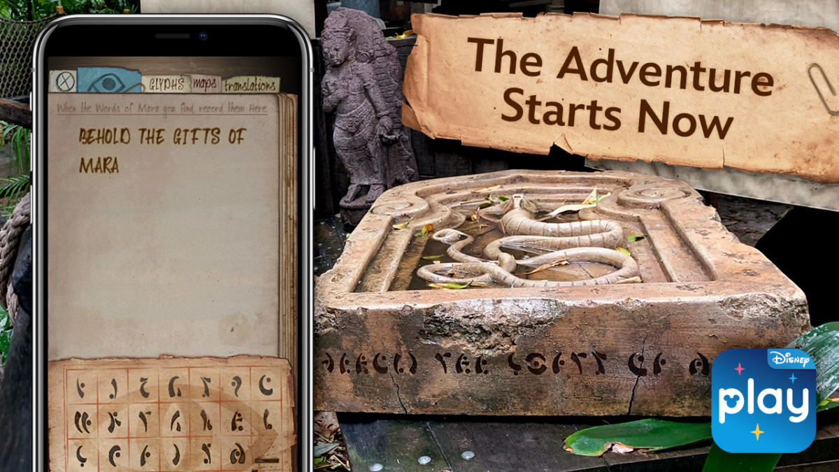 'Indiana Jones Adventure – The Gifts of Mara' Experience Now Available in the Play Disney Parks App at Disneyland Resort 3