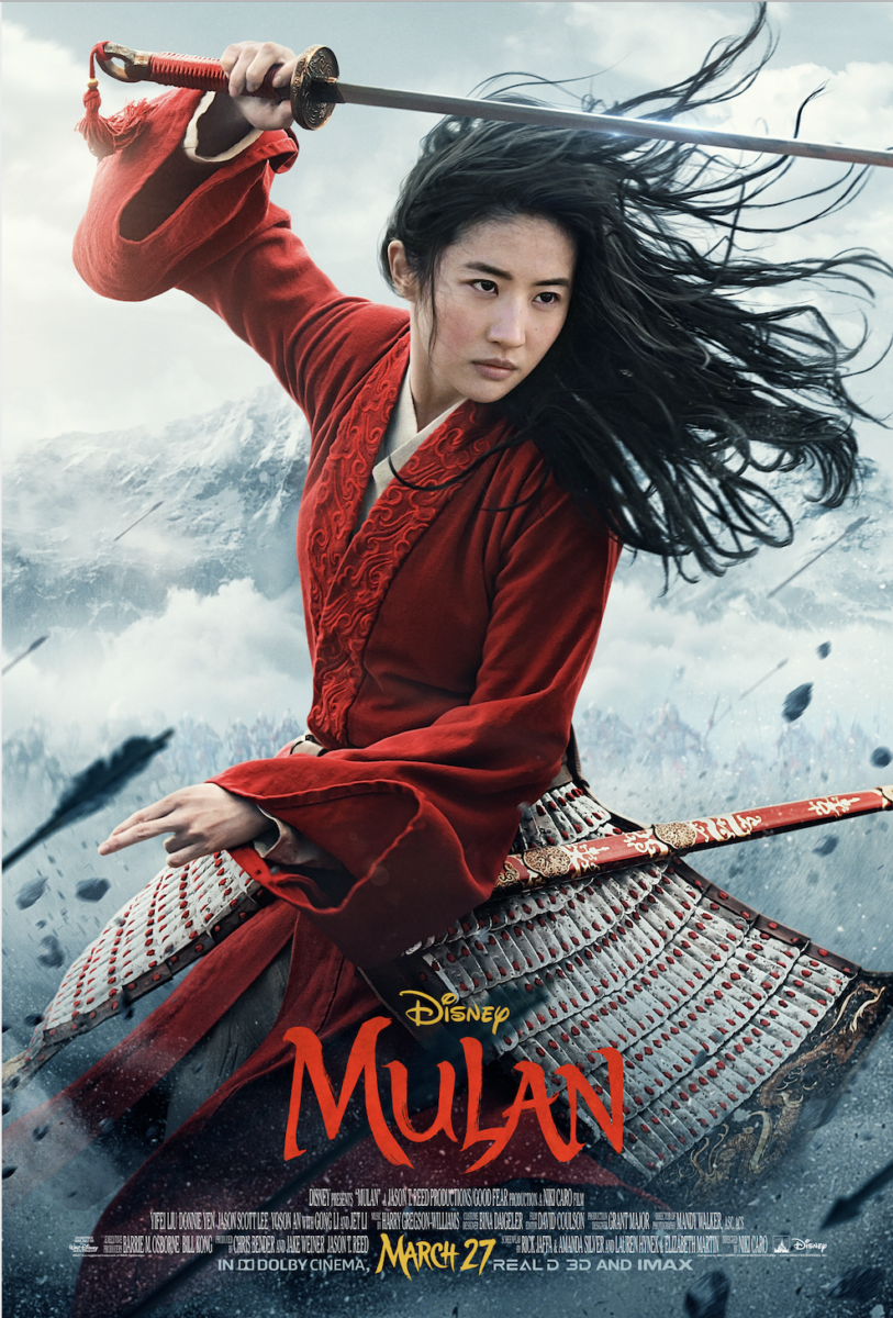 "New Trailer and Poster for Disney's ""Mulan"" 43"