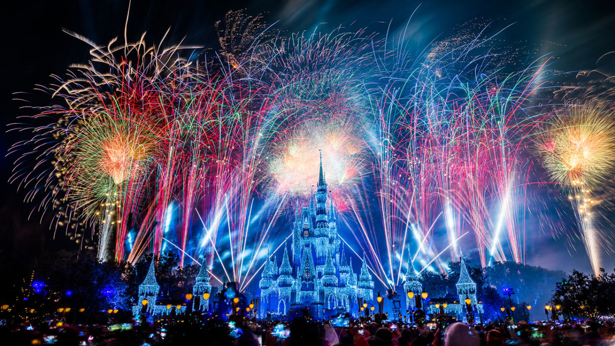 Ringing in the New Year at Walt Disney World Resort 9