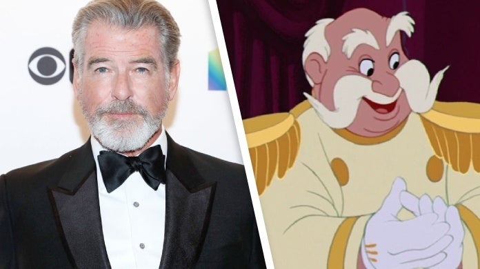 Live-Action Cinderella Reboot Adds Pierce Brosnan as The King 16