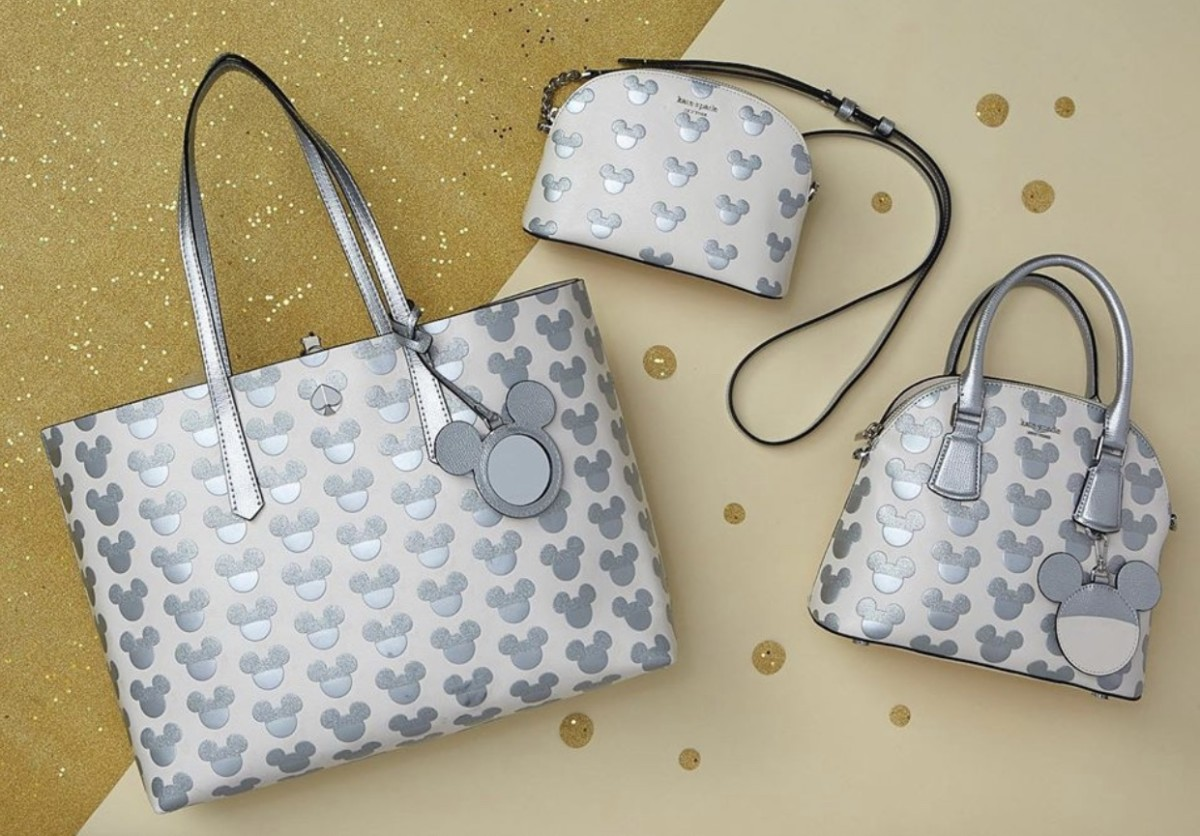 New Kate Spade Disney Collection Debuts Tomorrow at Disney Springs! 1