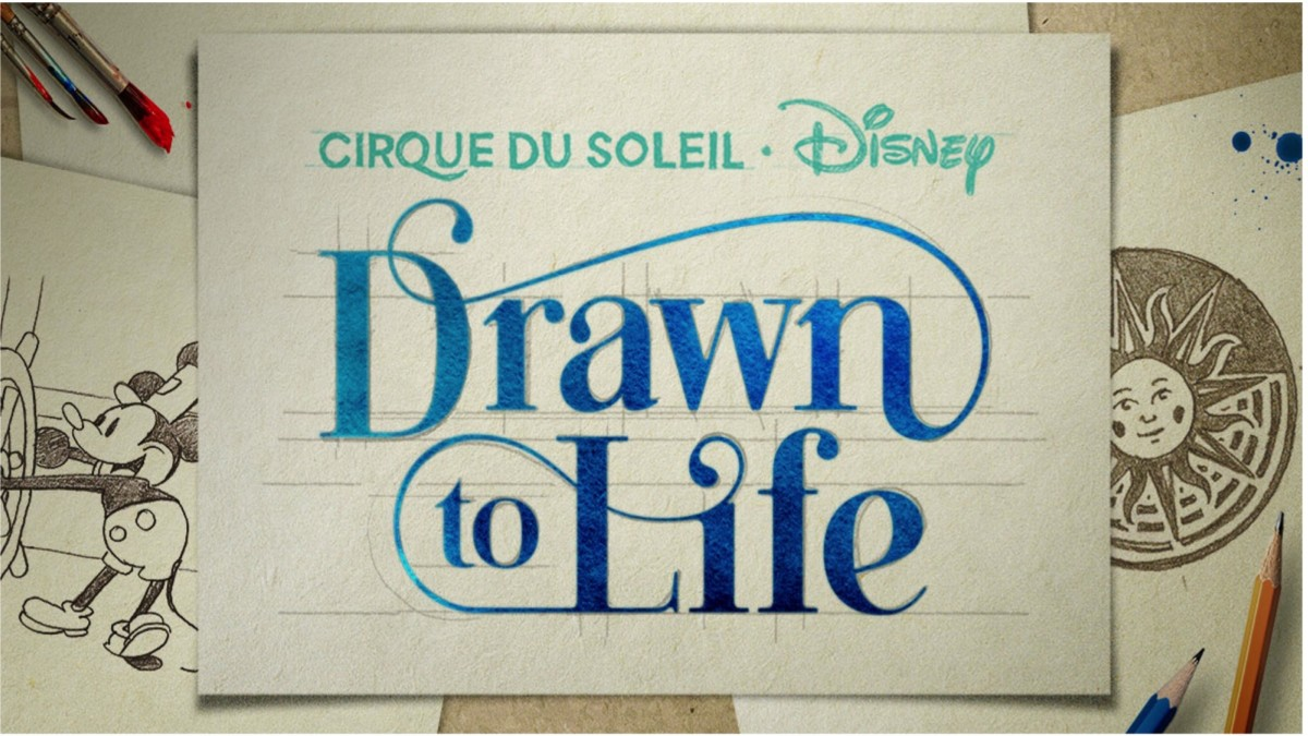 Book Tickets Now for 'Drawn to Life,' the New Cirque du Soleil Show Coming to Disney Springs in Spring 2020 3