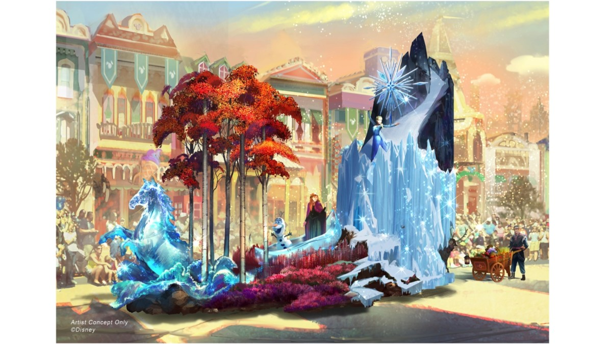 New 'Magic Happens' Parade to Premiere on Feb. 28, 2020 at Disneyland Park 2