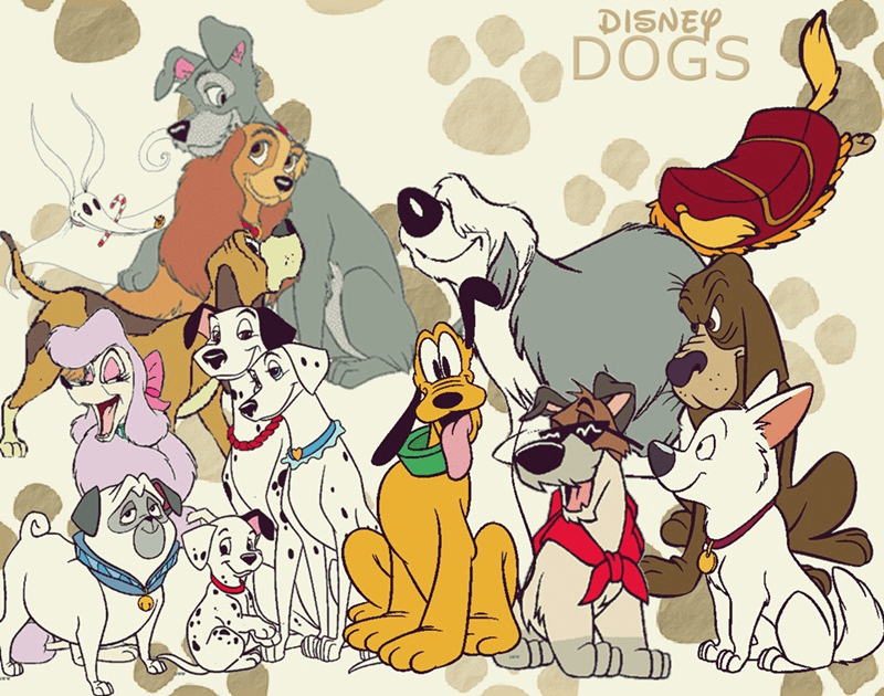 Disney's Top Dogs 1