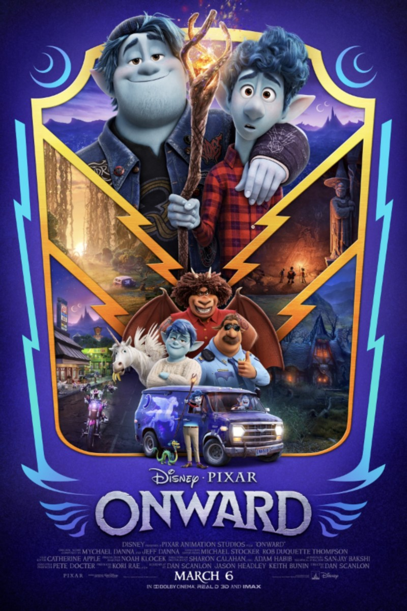 "Disney and Pixar's ""Onward""--See the New Trailer & Poster 5"