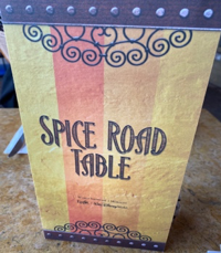 Disney Destination ~ Spice Road Table 6