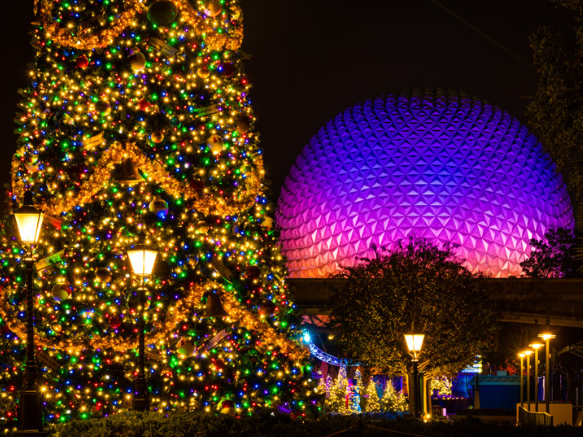 Top Five Ways to Making the Holidays Special at Disney 13