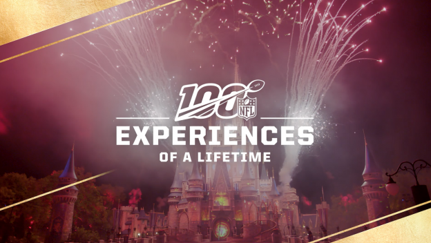 Get an NFL100 Experience of a Lifetime with a Super Bowl Champion at Walt Disney World Resort 1