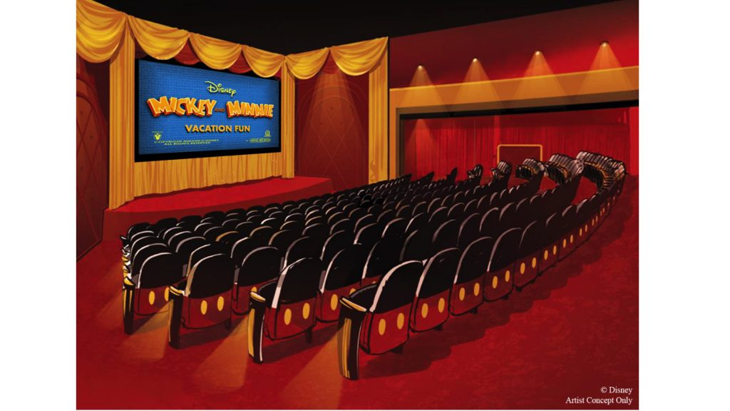 JUST ANNOUNCED: Mickey Shorts Theater Debuts March 2020 in Disney's Hollywood Studios 1