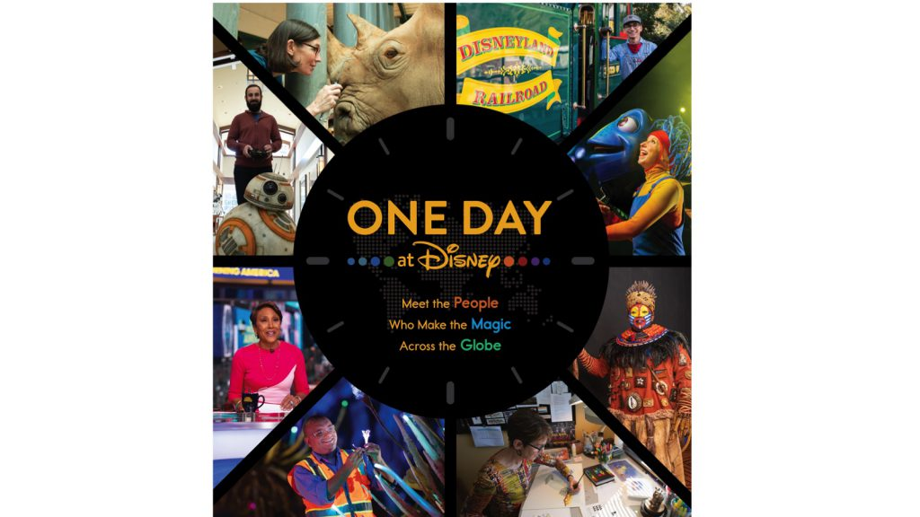 'One Day at Disney' Book Signings at Walt Disney World, Disneyland Resorts 22