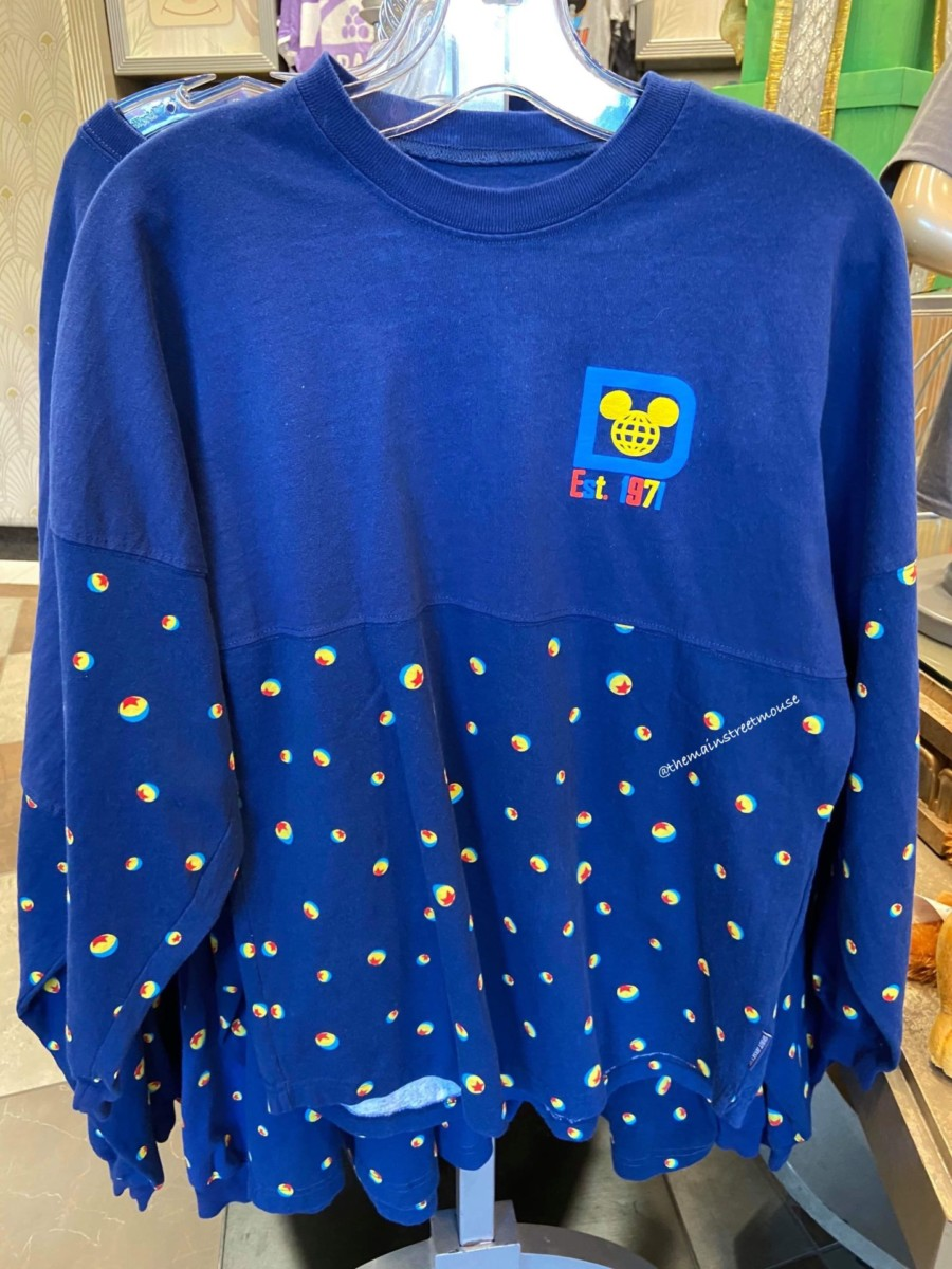 New Pixar Spirit Jersey and More at Hollywood Studios! 10