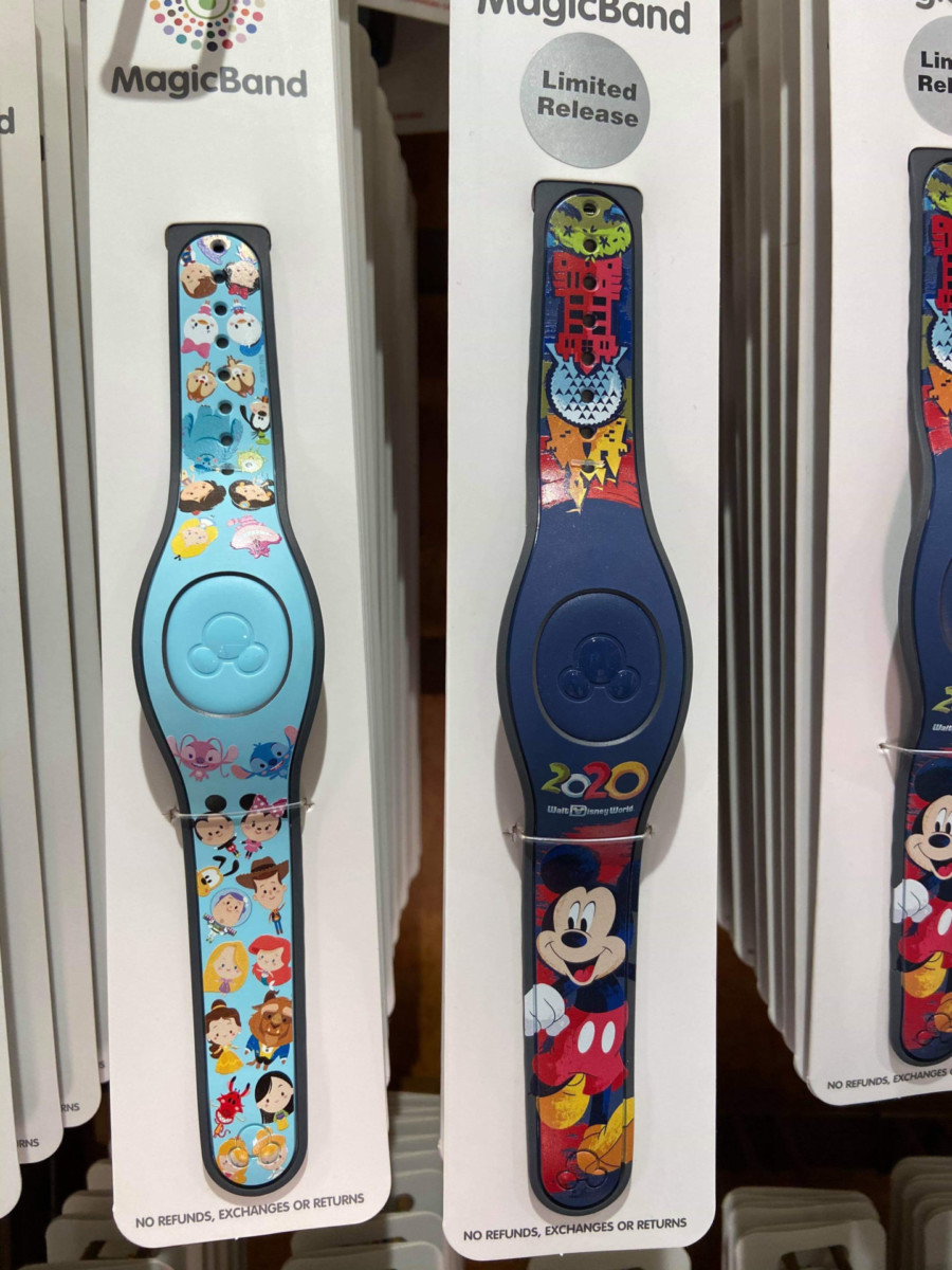 Current MagicBand Styles at Disney Parks! 1