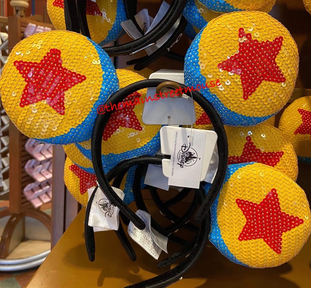 New Pixar Mouse Ears from Loungefly 8
