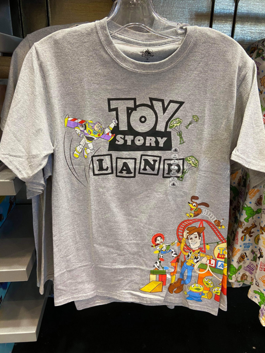 New Pixar Spirit Jersey and More at Hollywood Studios! 5