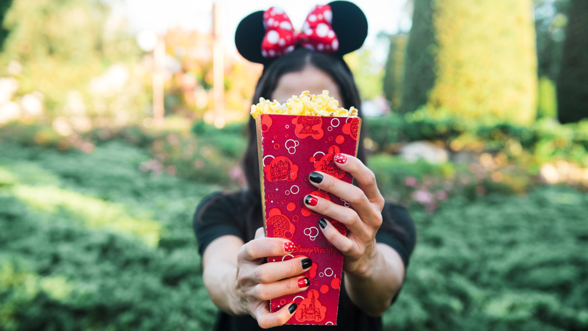 Get Poppin' at Disney Parks for National Popcorn Day 2020 5