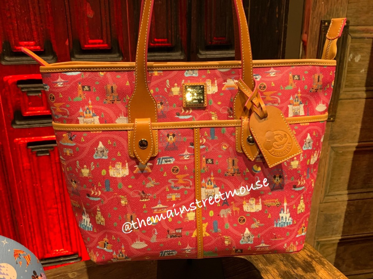 Disney Park Life Collection Dooney & Bourke Out on January 10th! 1