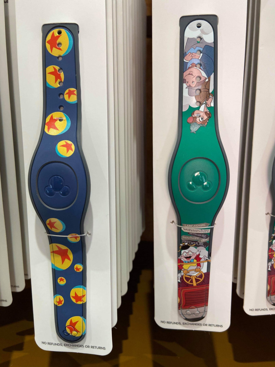 Current MagicBand Styles at Disney Parks! 2