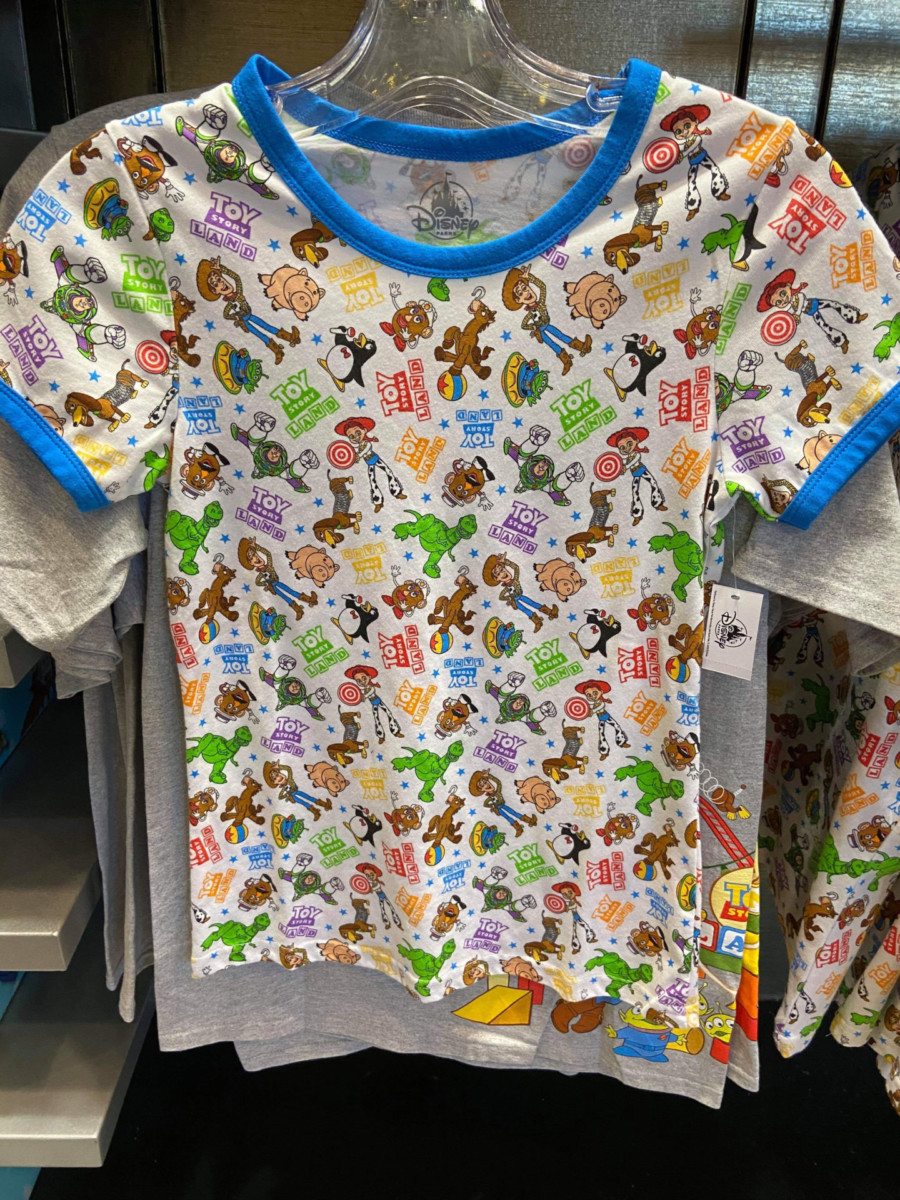 New Pixar Spirit Jersey and More at Hollywood Studios! 6