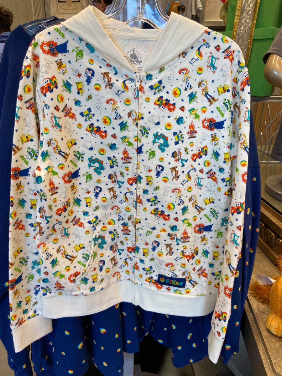 New Pixar Spirit Jersey and More at Hollywood Studios! 1