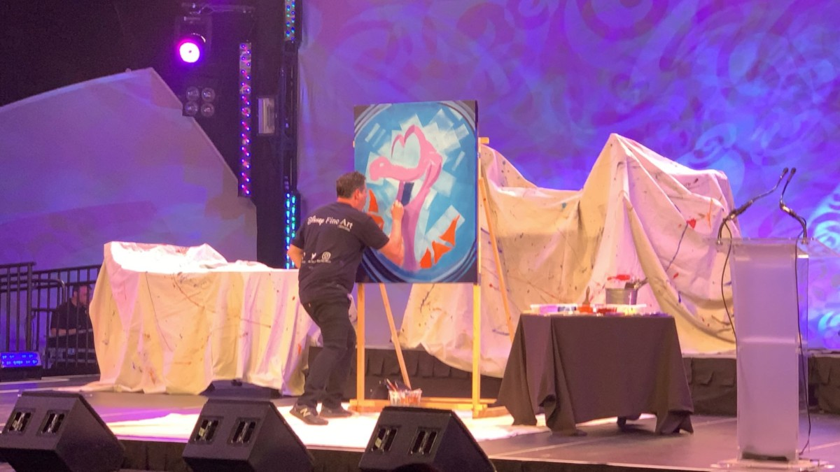 Highlights of the 2020 Epcot International Festival of the Arts #artfulepcot 9