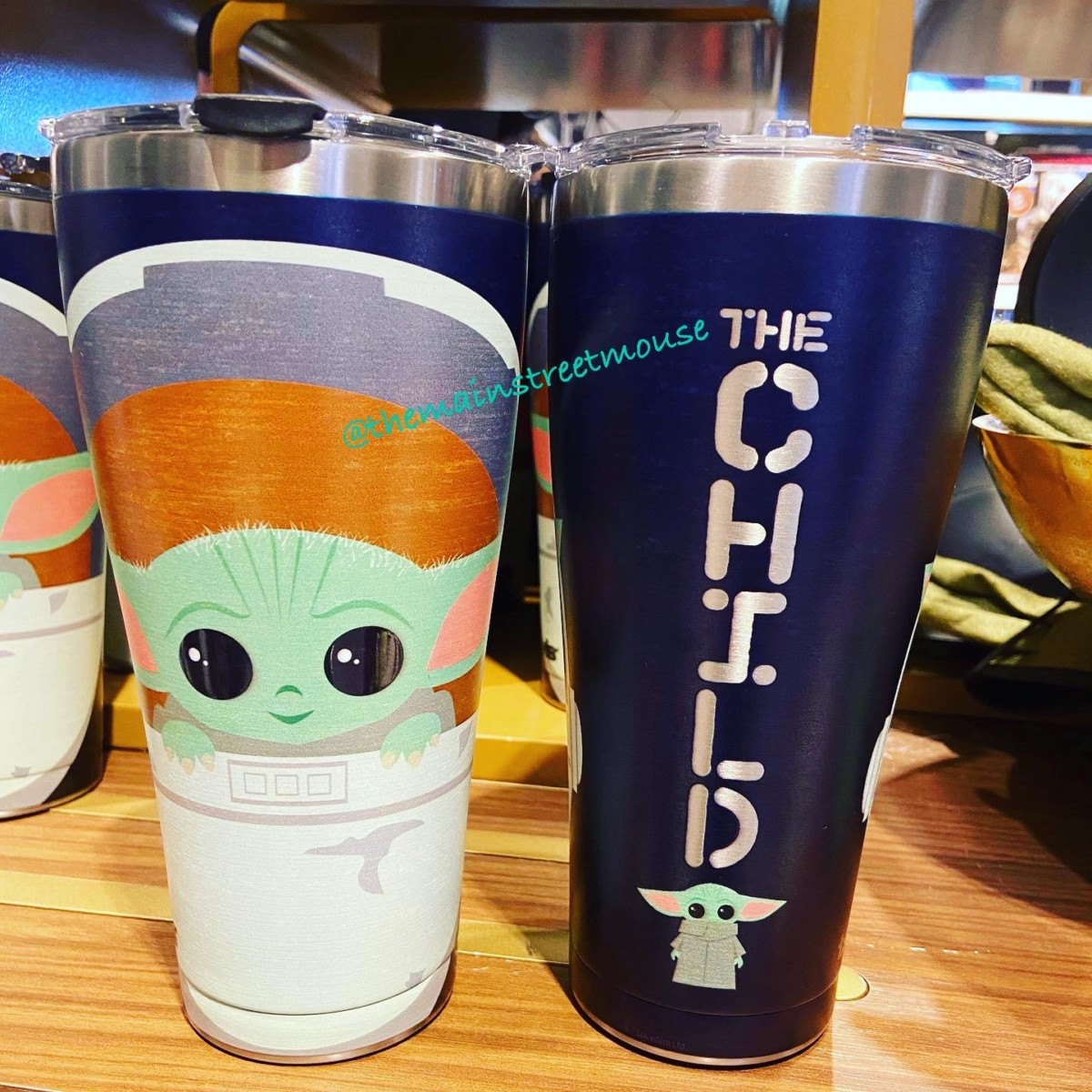 The Child aka Baby Yoda Tervis Tumblers at Hollywood Studios 22