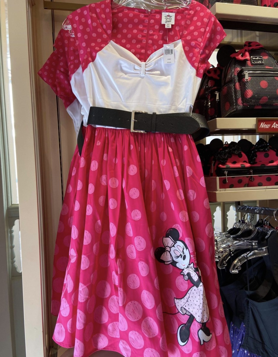 New Minnie Mouse Rock the Dots Dress at Disney Parks 2