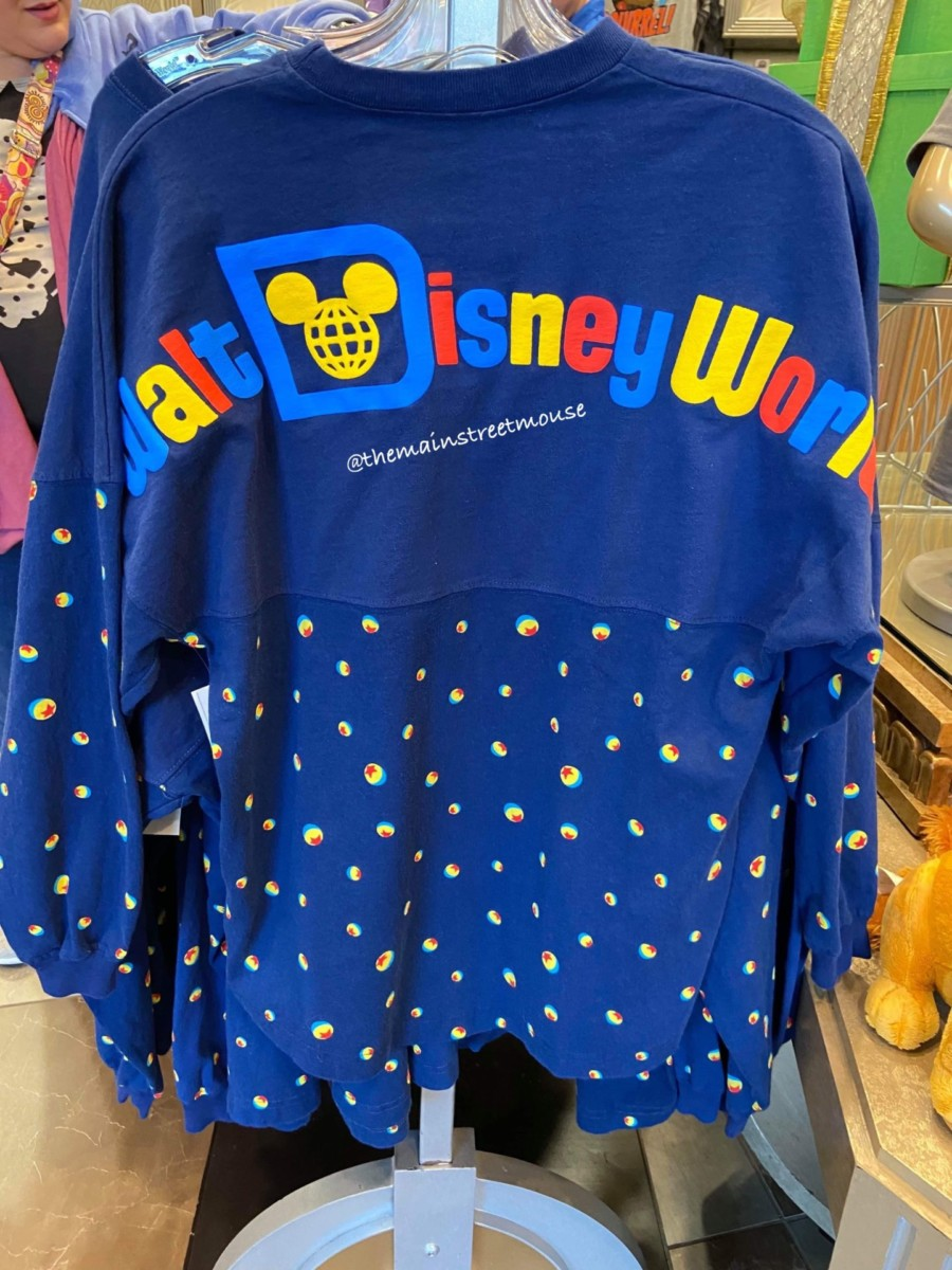 New Pixar Spirit Jersey and More at Hollywood Studios! 21