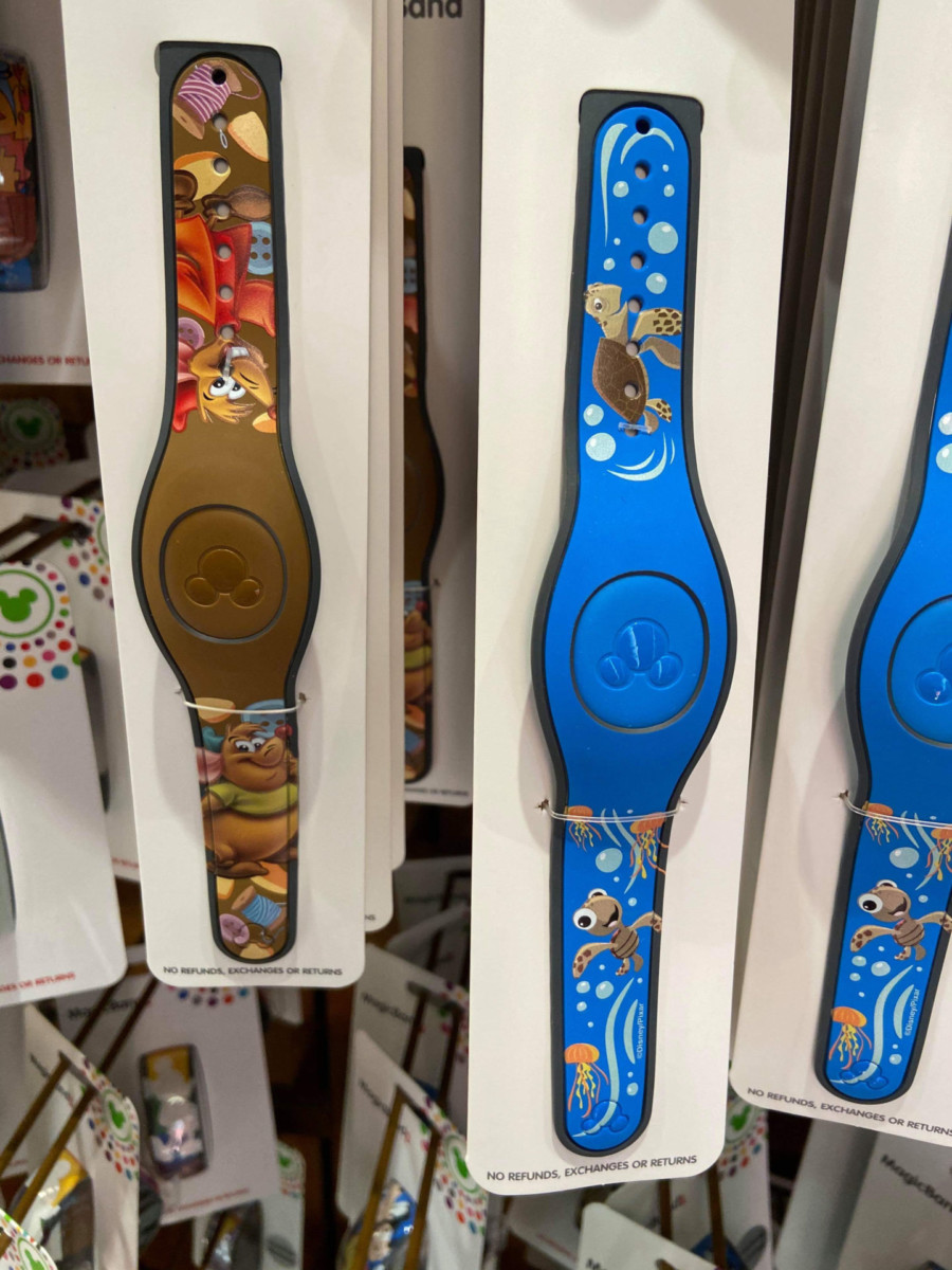 Current MagicBand Styles at Disney Parks! 3