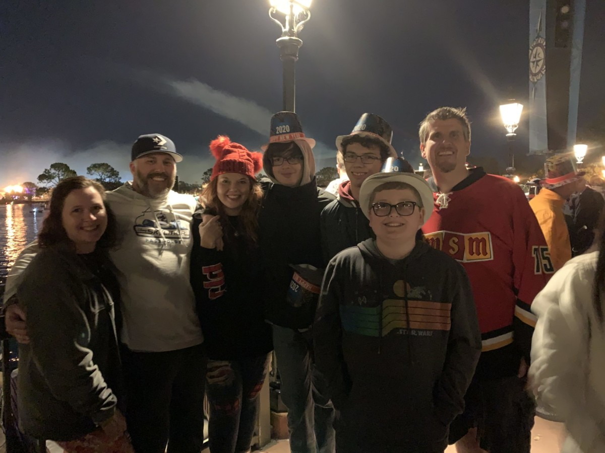 TMSM's Adventures in Florida Living- A Magical New Year 12