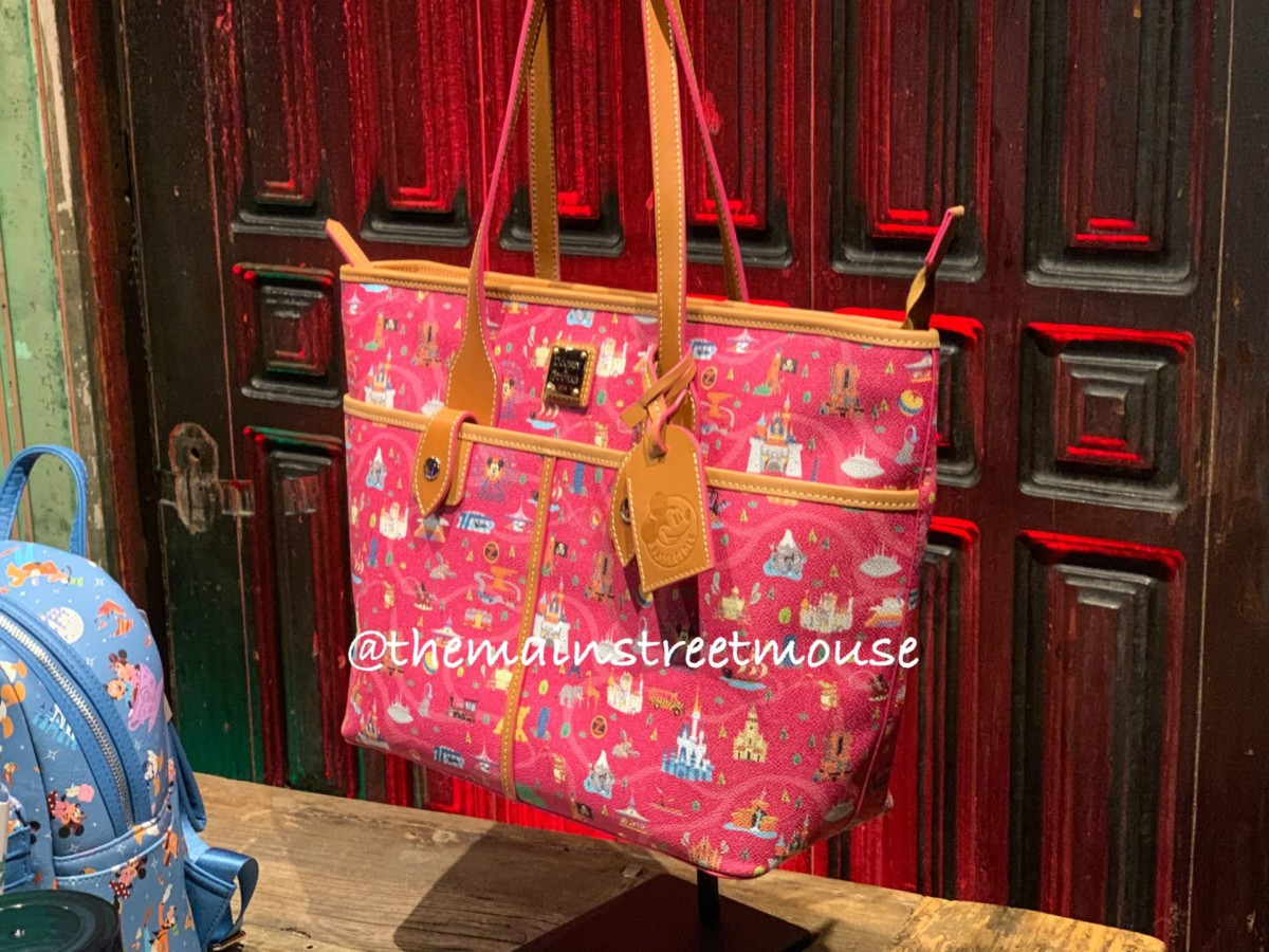 Disney Park Life Collection Dooney & Bourke Out on January 10th! 4
