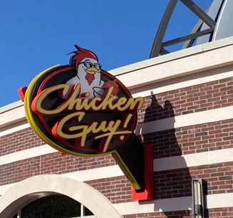 Disney Destinations: Chicken Guy! 22