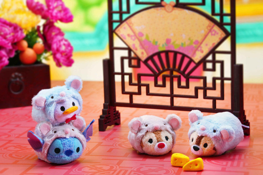 Celebrate the Year of the Mouse with Exclusive Lunar New Year Merchandise Around the Globe 1