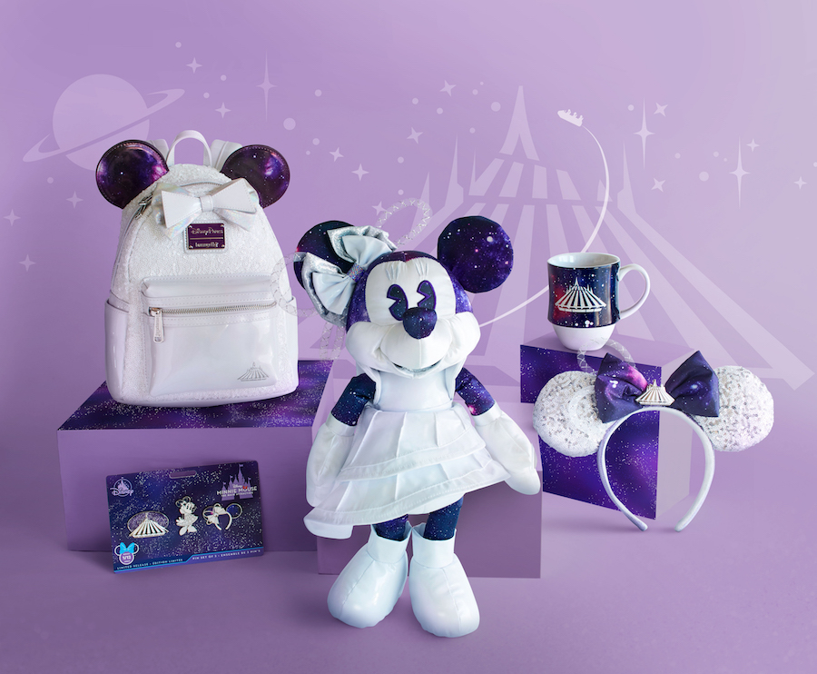 New Monthly Collectible Series- Minnie Mouse: The Main Attraction, Coming to Disney Parks, Disney Store and Online at shopDisney.com 54