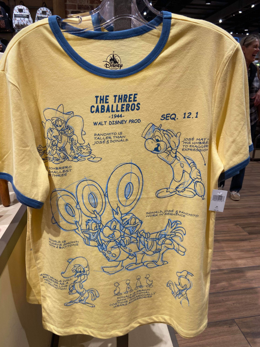 New Ink & Paint Line at Disney Parks 8