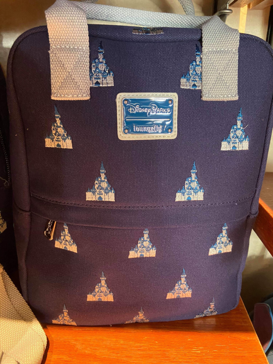 New Canvas Loungefly Backpacks at Disney Parks! 7