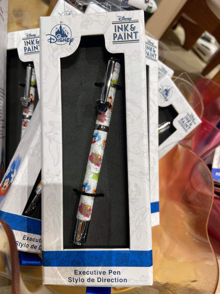 New Ink & Paint Line at Disney Parks 6