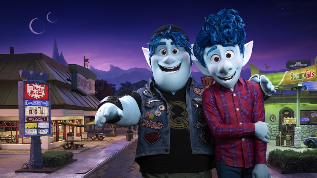 First Look: Ian & Barley from Disney and Pixar's 'Onward' Coming to Disney California Adventure Park and Hong Kong Disneyland 5