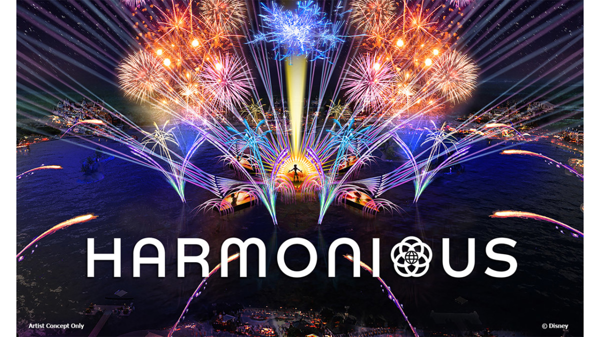Sharing an Update on 'Harmonious' Coming to EPCOT Later This Year 1