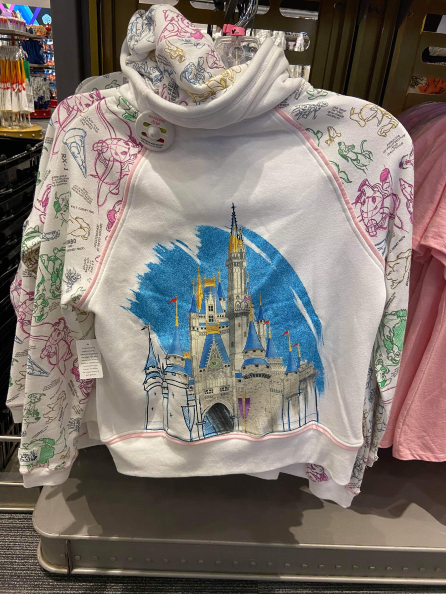 More from the new Ink and Paint Line at Disney Parks! #disneystyle 3