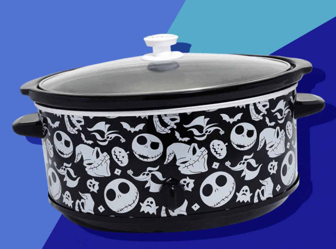Nightmare Before Christmas Slow Cooker from Box Lunch 3