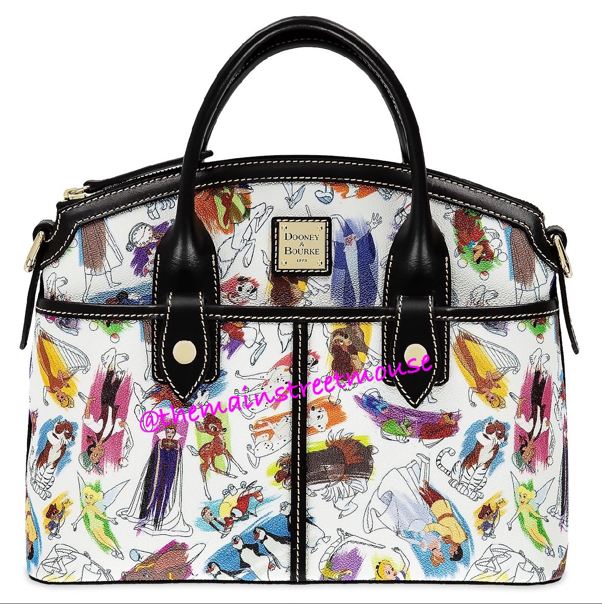 New Disney Ink & Paint Dooney and Bourke Collection! 1