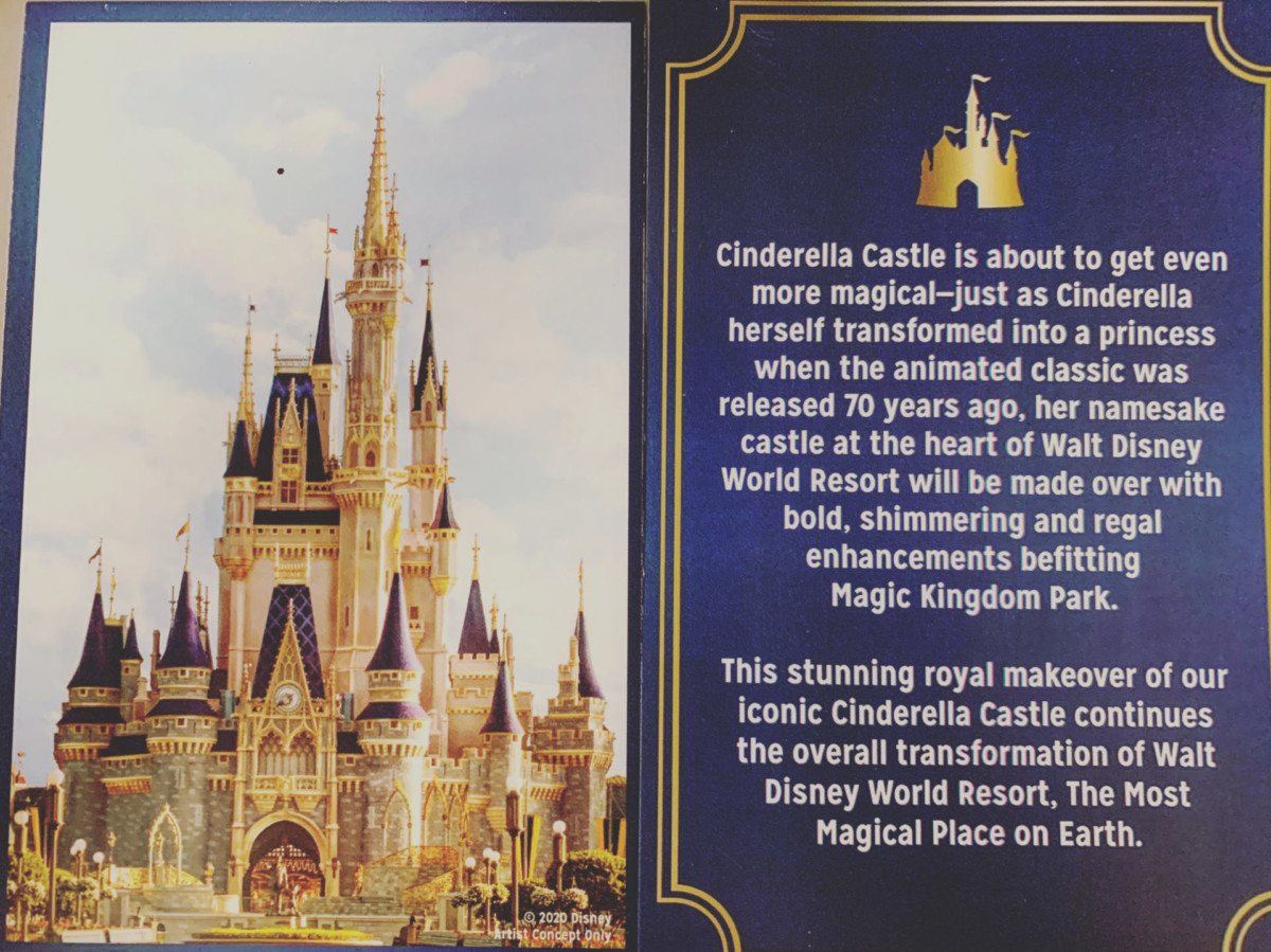 Cinderella Castle to get Magical Enhancements! 1