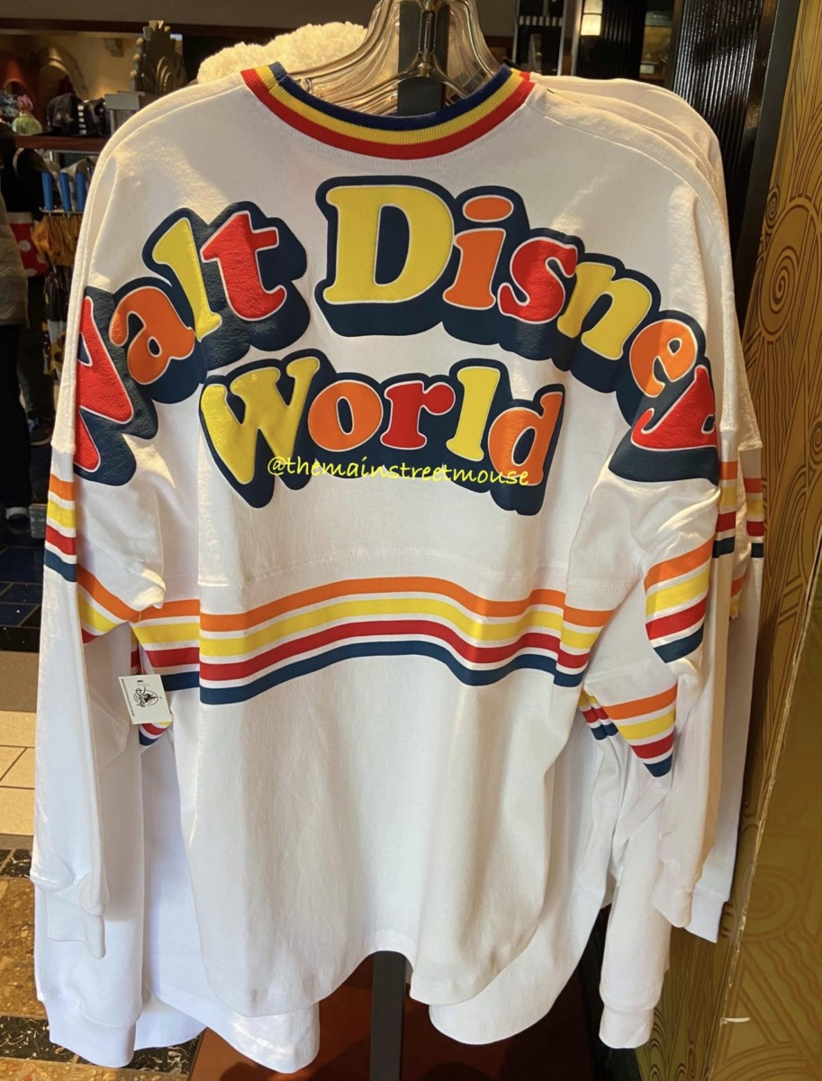 New Retro Style Merch at Disney Parks! Spirit Jersey, Shoes and More! 30